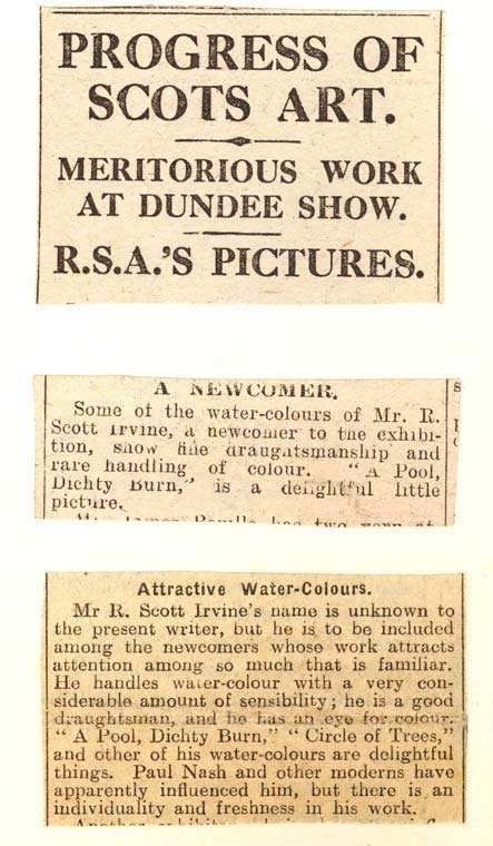 dundee courierclips 1930