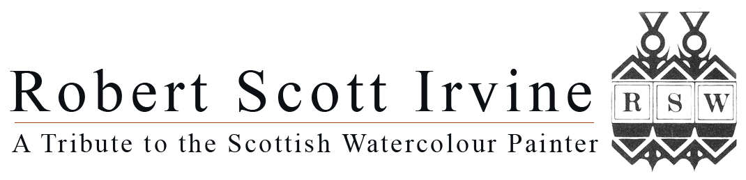 Official Website for Robert Scott Irvine